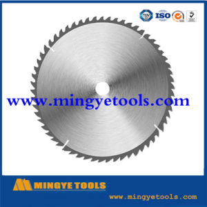 Tungsten Carbide Blade Power Tool Saw Blades for Wood Cutting pictures & photos