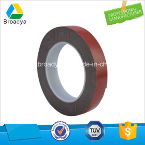 White/Clear/Gray/Black Colored Strong Double Sided Acrylic Foam Tape for Car/Glass/Window/Automotive pictures & photos