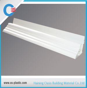 PVC Installation Profiles Top Corner 5.8m 5.95m Long pictures & photos