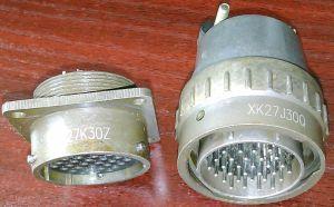 Xk27 Series Bayonet Coupling Circular Connector pictures & photos