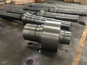 Heavy and Large Forging Shaft pictures & photos
