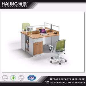 Cheap 4 Seater Workstation Staff Work Station pictures & photos