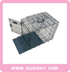 Luxury Wire Cage/ Metal Cage for Big Dog pictures & photos