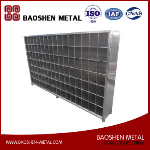 High Quality & Competitive Price Customized Sheet Metal Cabinet/Shelf/Box Sheet Metal Fabrication pictures & photos