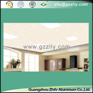 Romantic Love Roller Coating Printing Ceiling in One Heart and One Mind pictures & photos