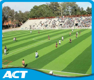 Non-Infilled Soccer Grass for Football Field Baseball Field V30-R pictures & photos