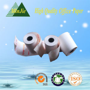 Very Cheap Wholesale Good Quality 55GSM Printed Thermal Paper Till Roll pictures & photos