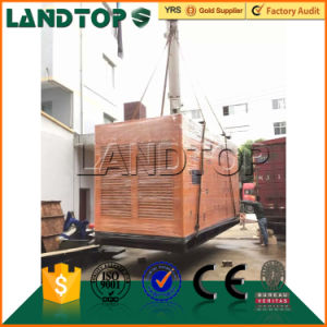 land use high output diesel generator set pictures & photos