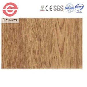 China Building Material Flat Laminated PVC Wall Panel/PVC Ceiling for Indoor Decoration pictures & photos