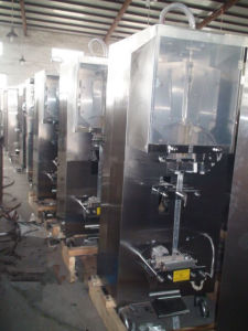 Automatic Water and Juice Liquid Packing Machine pictures & photos