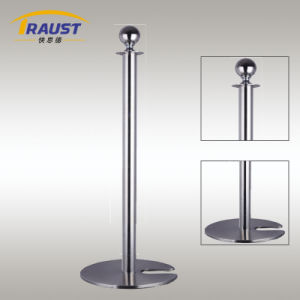 Premium Quality Hotel Crowd Control Stanchion Post pictures & photos