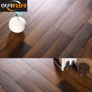 100% Waterproof WPC Click Vinyl Flooring Planks / New PVC Vinyl Floor Tiles (Glue free) pictures & photos