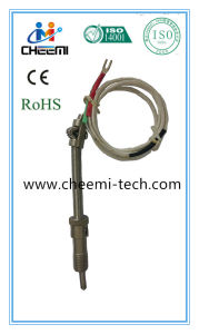 Thermocouple Wzpk Rtd PT20 PT100 PT500 PT1000 Type Temperature Sensor 2 Wire pictures & photos