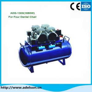 1680W 60L Dental Unit Noiseless Oil Free Air Compressor pictures & photos