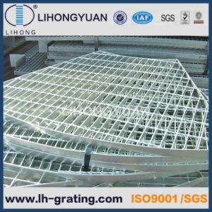Galvanized Special Cutting Steel Grating for Platform Floor pictures & photos