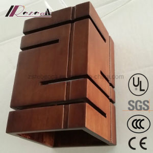 Modern Square Shape Wood pendant Lamp for Bar pictures & photos