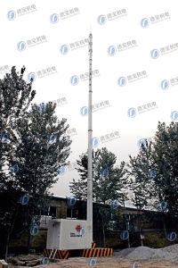 Hot DIP Galvanized Integrated Telecom Base Station pictures & photos