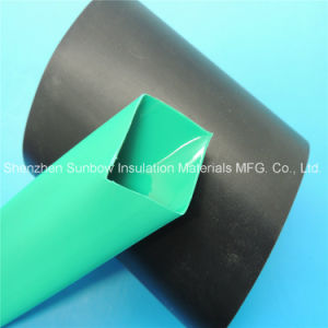 Flame Resistance Polyolefin Heat Shrink Tube with Adhesive for Wire Harness pictures & photos