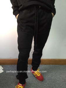 New Design Cotton Terry Mens Jogger Pants pictures & photos