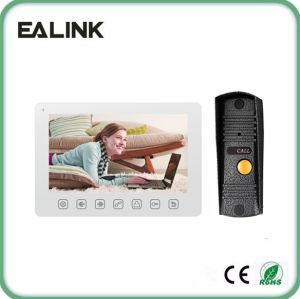 Super Slim Moder Design Video Door Phone (M2307ADT+D18AC) pictures & photos