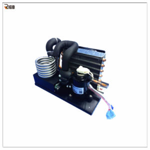 Circulatory Cooling Solutions 48V DC Condensing Unit for Medical Aesthetic Liquid Cycle Cooling pictures & photos