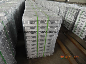 High Quality Aluminum Alloy Ingots ADC12 pictures & photos