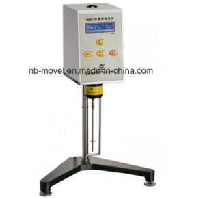 Hot Selling Digital Viscometer Paint Viscometer Viscosimeter Viscosity Dnj-1s pictures & photos