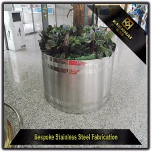 Bespoke stainless Steel Planter Large Planter Pot pictures & photos