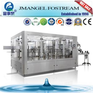 Made in China 3-in-1 Unit Small Bottle Drinking Water Washing Filling and Capping Machine for Pure Water pictures & photos