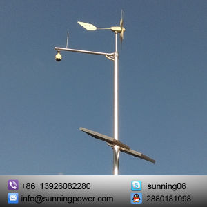 Sunning Wind Generator Turbine Power Supply System pictures & photos