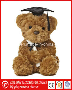 Plush Soft Teddy Bear for Graduation pictures & photos