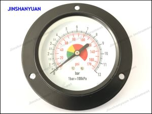 Gpg-018 General Pressure Gauge with Front Flange pictures & photos