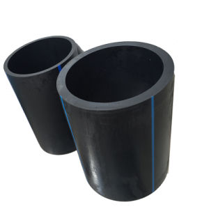 Competitive Price HDPE Pipe for Water Supply pictures & photos