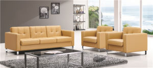 High Quality Sectional Office Reception Sofa Wholesale Foh-8819 pictures & photos