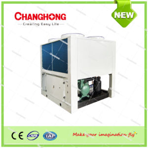 Central Air Conditioner Air Cooled Screw Chiller pictures & photos
