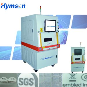 High Speed Automatic Fiber/CO2/UV/Ep Type Laser Marking Machine pictures & photos