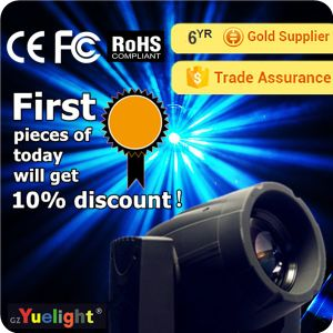 Yuelight 230W Sharpy 7r Beam Moving Head Light Stage Light pictures & photos