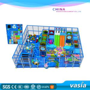 2016 Vasia New Design Kids Indoor Playground with Soft Games pictures & photos