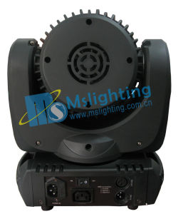 Stage Light/12*10W RGBW 4in1 LED Moving Head Beam Light pictures & photos