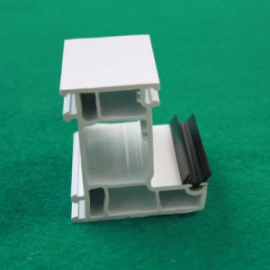 Building Material Rubber Co-Extrusion PVC Profiles for Windows and Doors pictures & photos