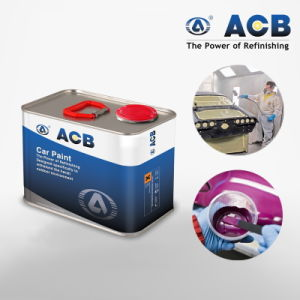Automotive Coating Car Paint Hardener pictures & photos