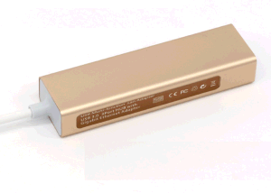 USB 3.0 to RJ45 LAN Network Ethernet USB Hub pictures & photos