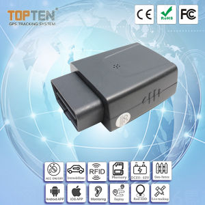 Best Mini GPS Car Tracker with Plug and Play Obdii Port (TK208-ER) pictures & photos
