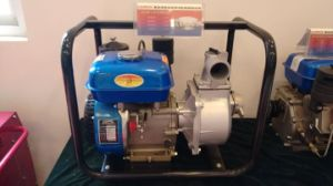 Hot Sell 4 Inch Trash/Dirty Water Pump Driven by 16HP Diesel Engine pictures & photos