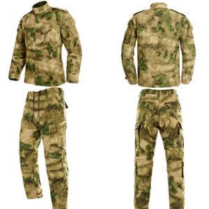 Britiish Camouflage Army Combat Military Acu Army Uniform pictures & photos