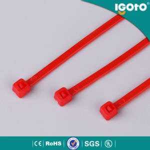 PA66 High Quality Black Nylon Cable Ties pictures & photos
