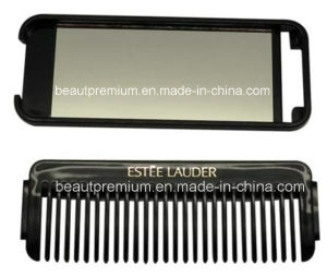 Mirror Comb Portable Cosmetic Mirror L′oreal Audit Make up Mirror BPS025 pictures & photos