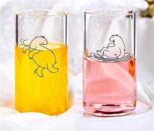 Wholesale Polar Bears Clear Cartoon Cup pictures & photos