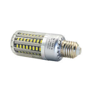 LED Corn Light E27 15W Cool White Silver Color Body LED Bulb Lamp pictures & photos