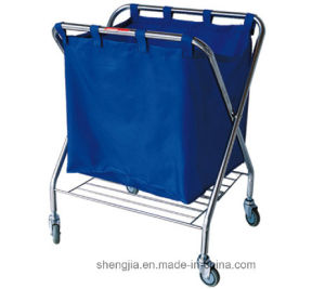 Sjt033 Trolly for Dirty Clothes(with a Superding Bag